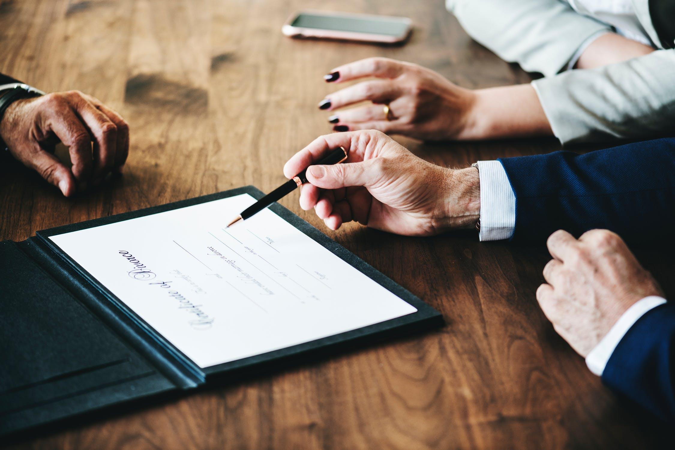כל מה שחשוב לדעת במעמד כתיבת הסכם הגירושין
